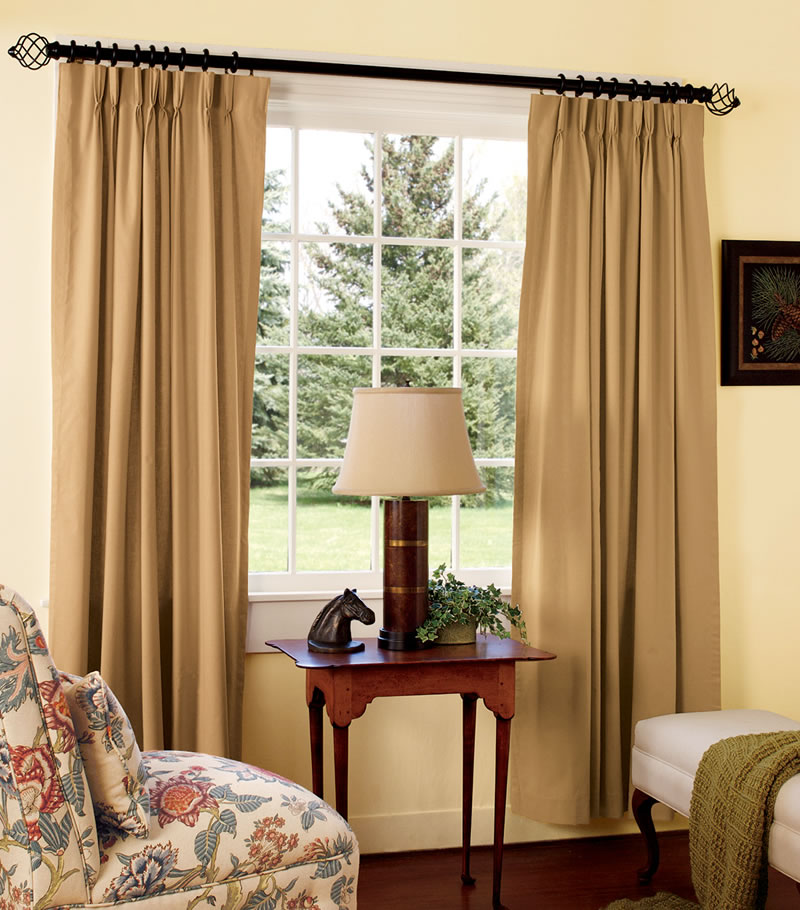 Drapes Amp Curtains Efficient Window Coverings