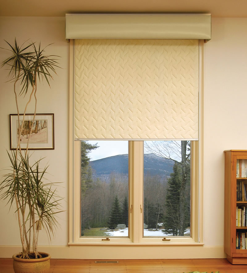 Window quilt efficient window coverings for Best shades for windows